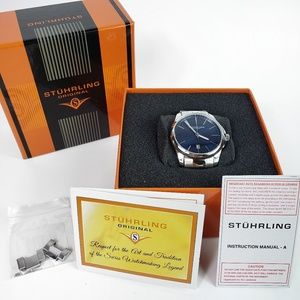 Stuhrling Original Symphony Men's Dress Watch 3970